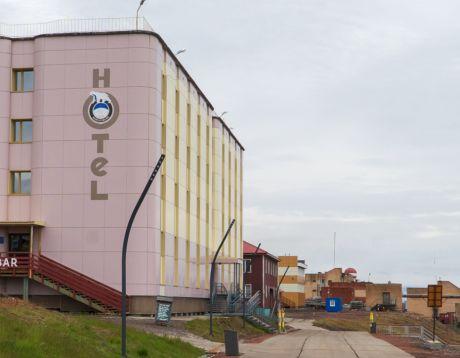 Barentsburg Hotel