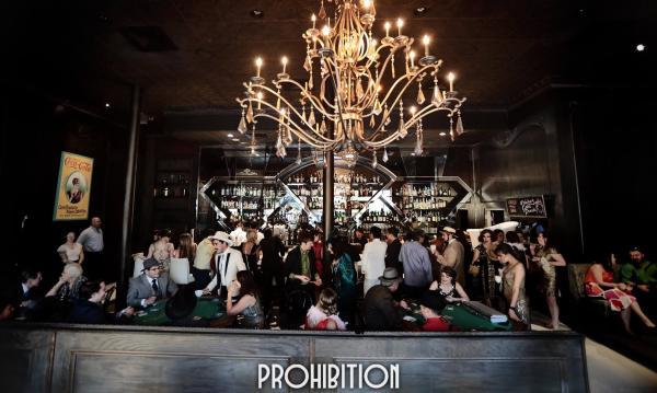 Prohibition & Supper Club