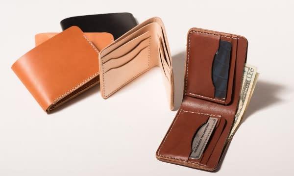 Bi Fold Wallet at Manready Mercantile
