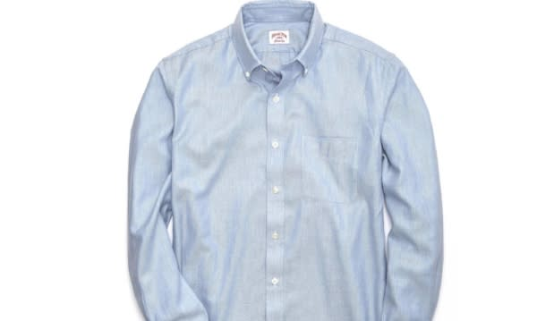 Cotton & Cashmere 1883 Sport Shirt by Hamilton Shirts