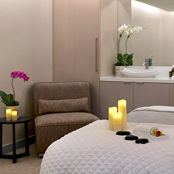 Conrad Spa Treatment Room