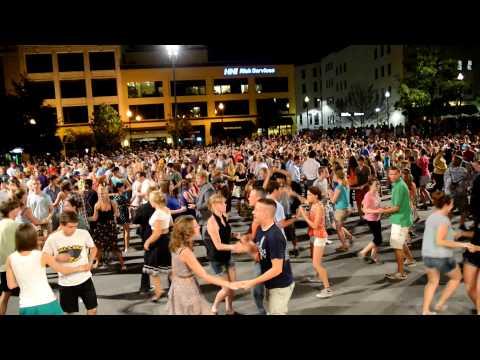 Rosa Park Swing Dancing