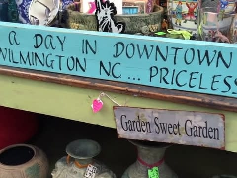 Shopping Historic Wilmington