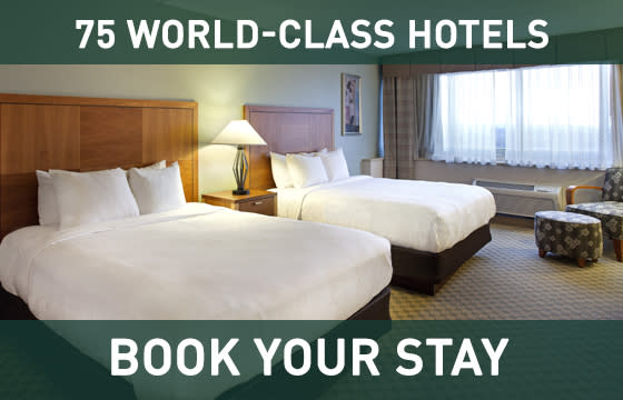 Montco Golf - Book Your Stay