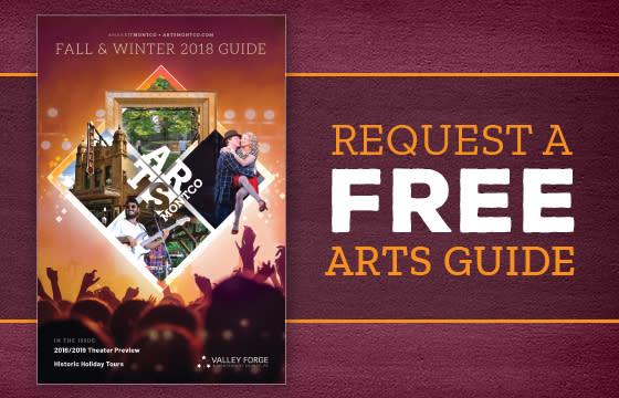 Arts Guide Button