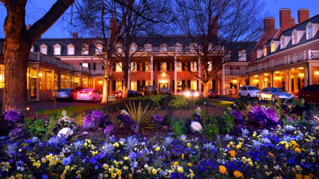 Copy of Carolina Inn at Sunset