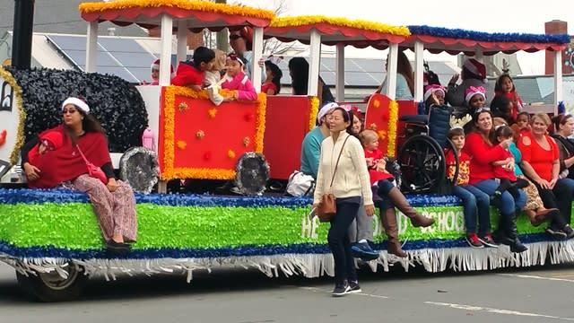 Chapel Hill -Carrboro Parade 2015