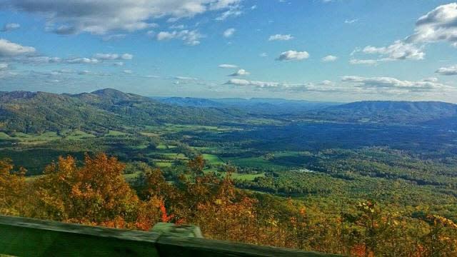 Fall Scenic Vista - Fall Photo