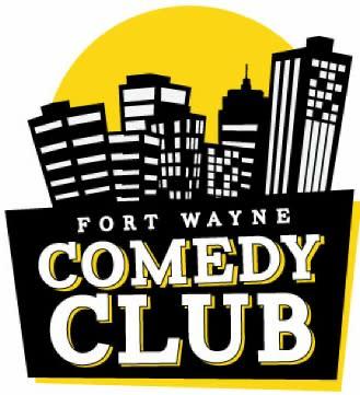 Fort Wayne Comedy Club Logo - Fort Wayne, IN