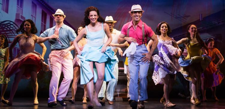 Straz Broadway 17 On Your Feet