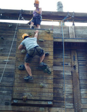 Team Building Activities Virginia S Blue Ridge