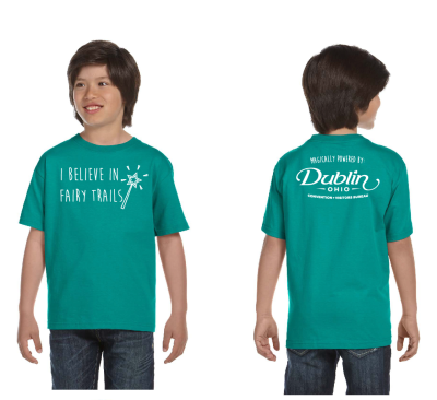 Irish Fairy Door Trail Shirt 2018