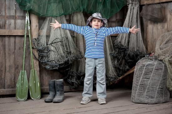 Kids Fishing Blog