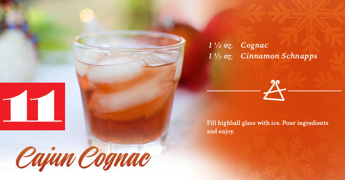 Cajun Cognac Recipe