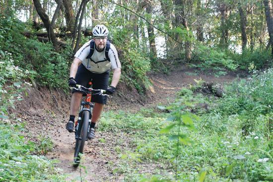 Lowes Creek Biking