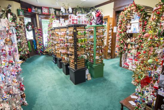 The Christmas House Interior