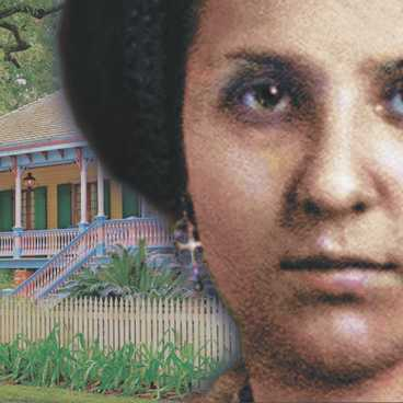 Laura Plantation Désirée Locoul