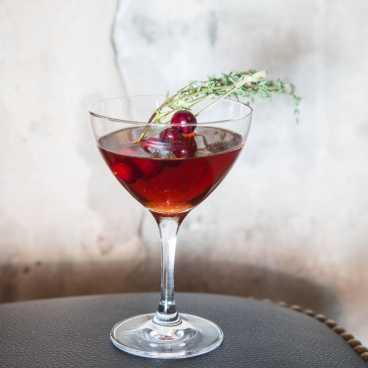 Sandy Crane Cocktail