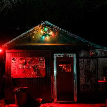 Snake and Jake's Christmas Lounge