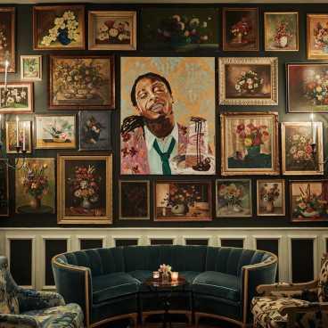 Jack Rose- Living Room