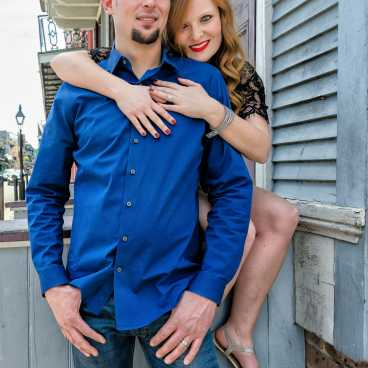 Casual Anniversary Shoot in New Orleans