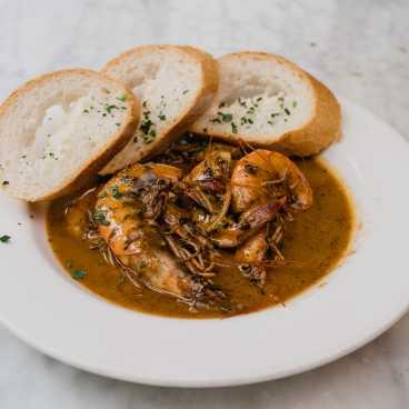 Mr. B's Bistro BBQ Shrimp