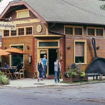 Atchafalaya- Uptown Brunch Restaurant