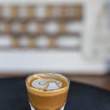 Congregation Coffee Shop- Algiers Point- Espresso Shot
