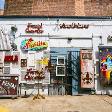 Secondline Arts and Antiques