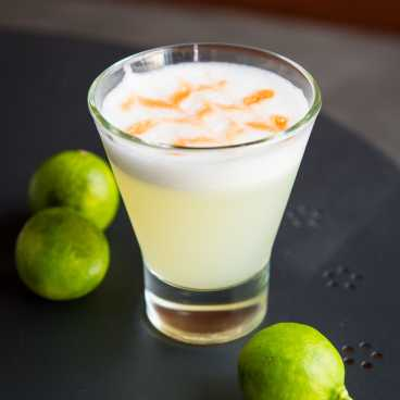 Catahoula's Pisco Sour