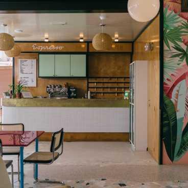 The Drifter Hotel Coffee Bar