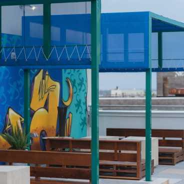Troubadour Rooftop Bar