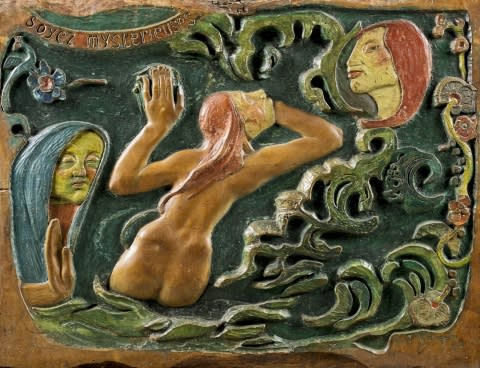 Gauguin Carving