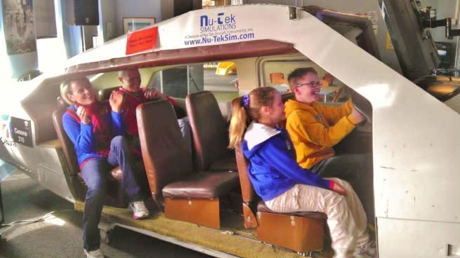 Copy of Kansas Aviation Museum Simulator