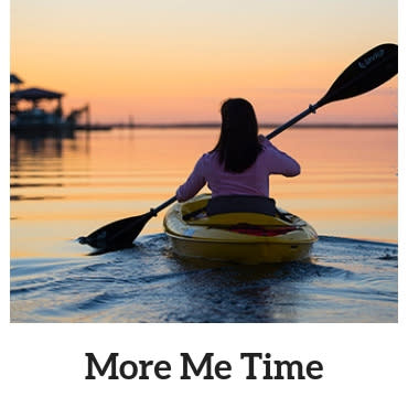 Blog-More Me Time