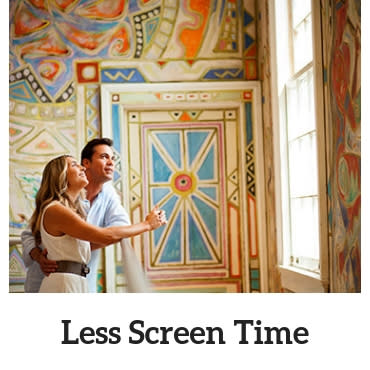 Blog-Less Screen Time