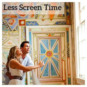 Blog-Less Screen Time