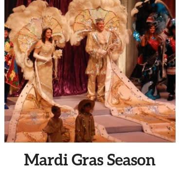 Mardi Gras Season