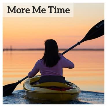 Blog-More Me Time