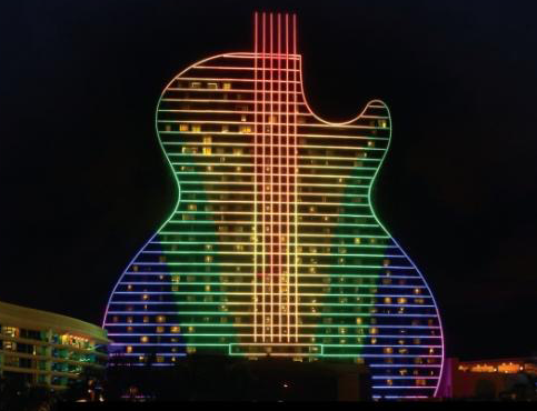 Hard Rock pride