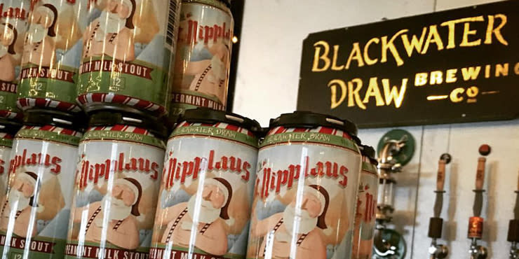 Blackwater Draw Brewery