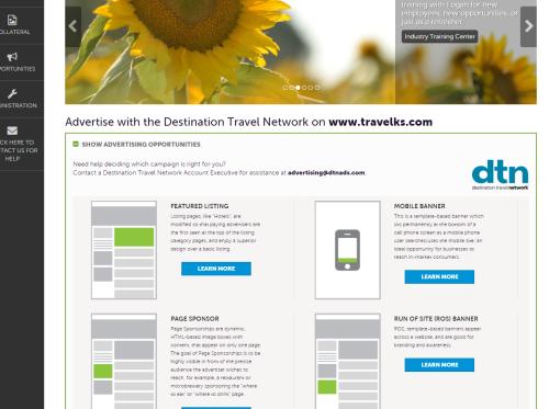 DTN Express Screenshot