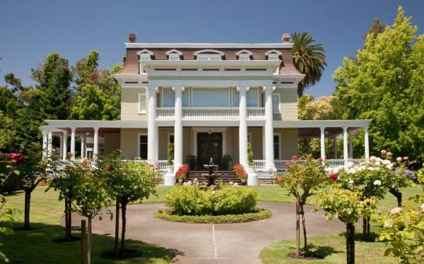 Napa Valley Romantic Bed And Breakfast