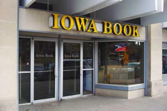 Iowa Book Exterior
