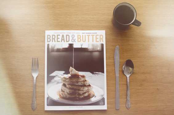 Bread & Butter Dining Guide