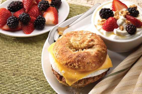 Home2 Breakfast