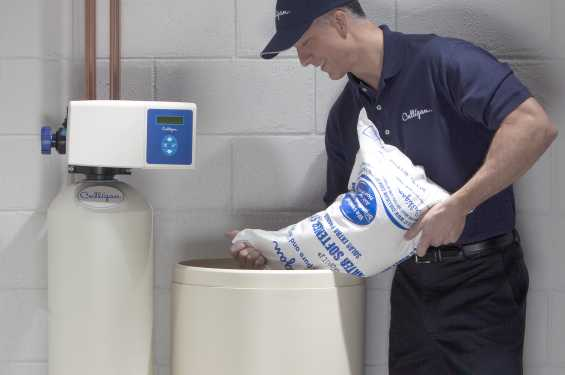 Culligan Salt Delivery
