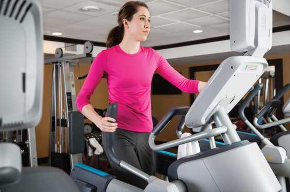 Homewood Suites 24-hour Fitness Center