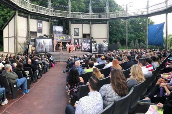 Free Shakespeare Audience 2018