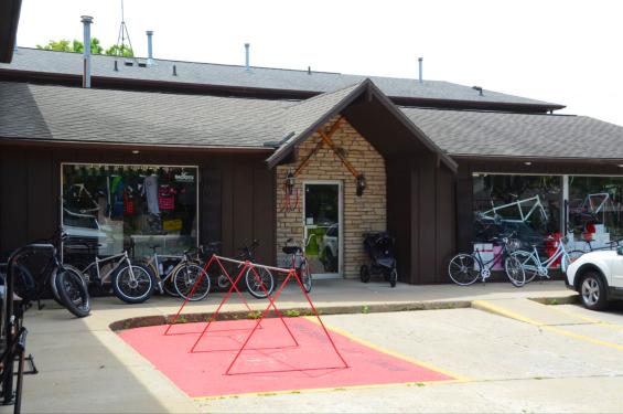 Geoff's Bike & Ski Exterior